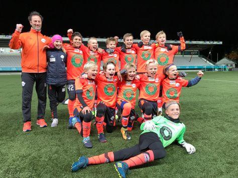 Fornebu FK vinnere 05